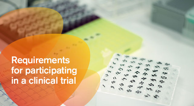 Paid Medical Trial Requirements | GSK